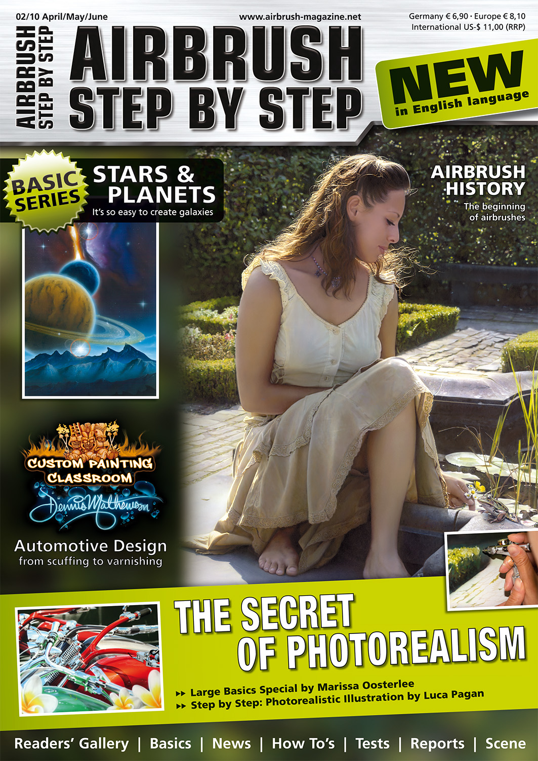 Downloadcenter – Airbrush Magazine