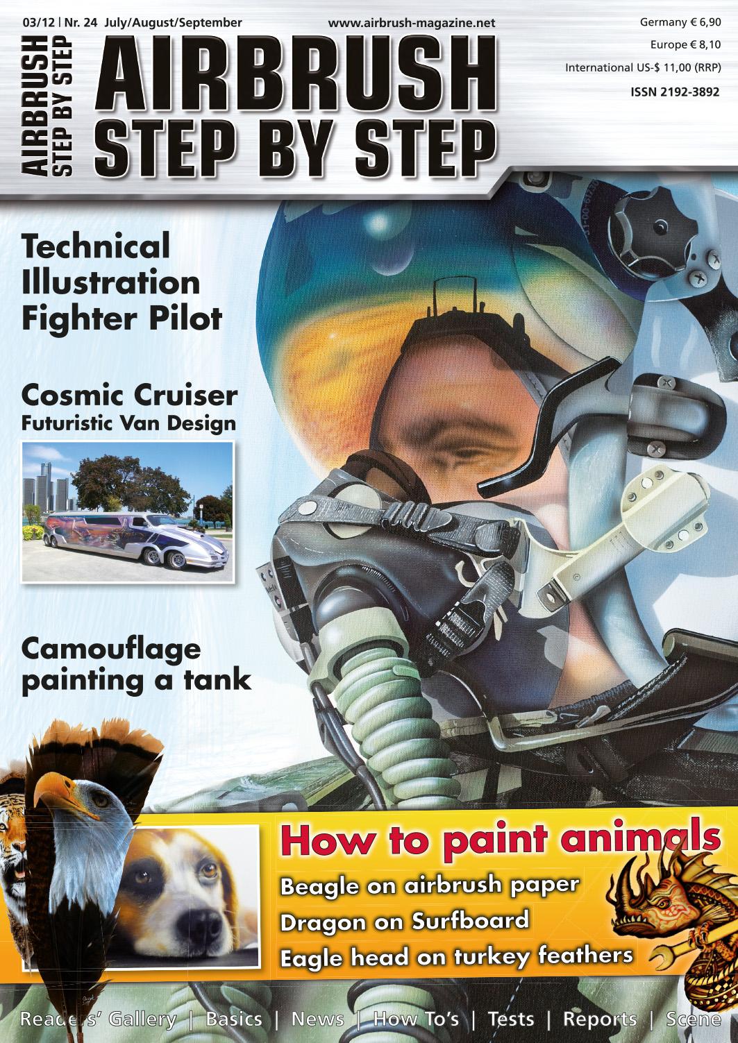 Airbrush Magazine Pdf