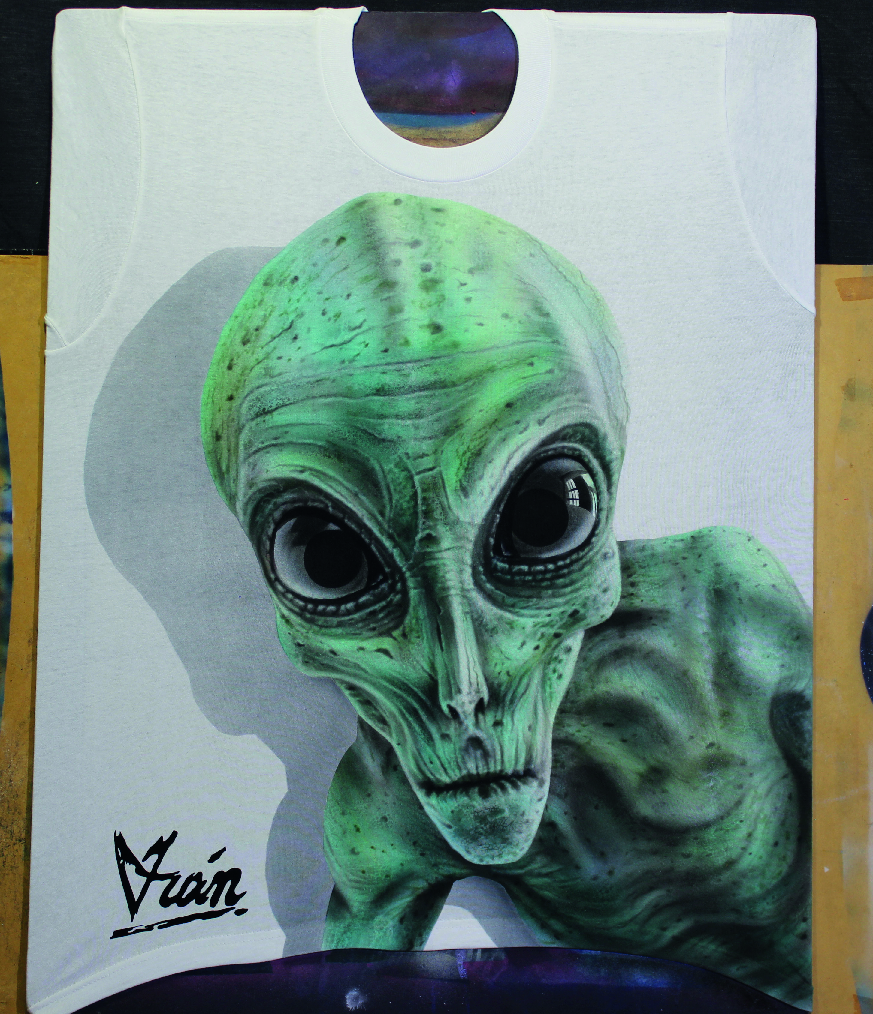 CARNAL, the Alien