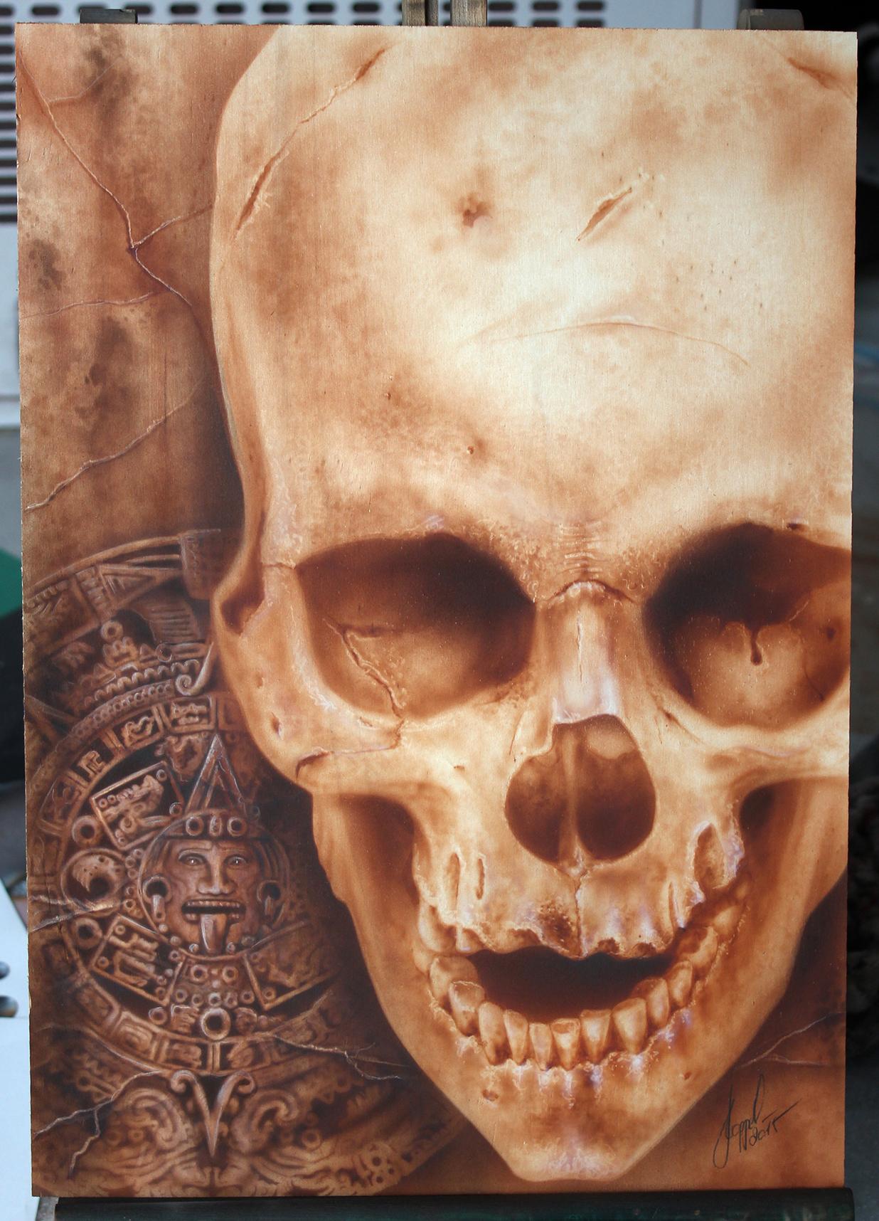 Maya Skulls