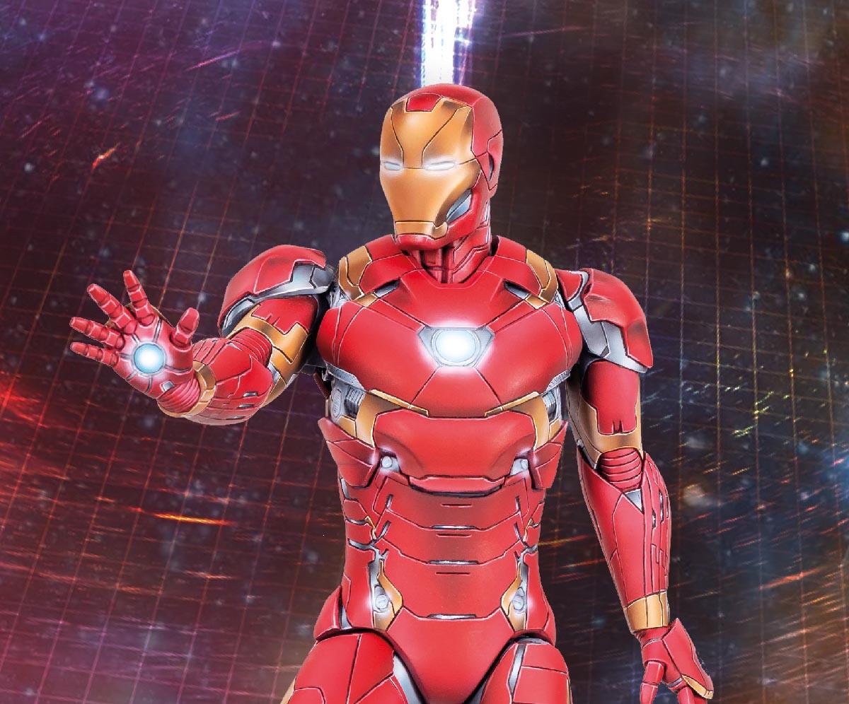 Ironman 3D