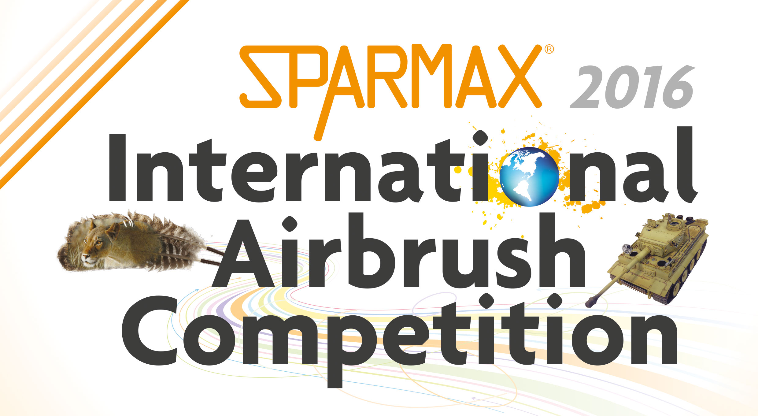 International Airbrush Competition by Sparmax