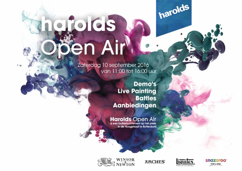 Harolds Open Air