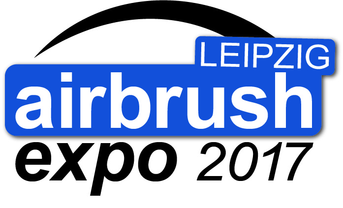 ASBS Readers' Gallery live: Your artwork at the Airbrush Expo Leipzig 2017