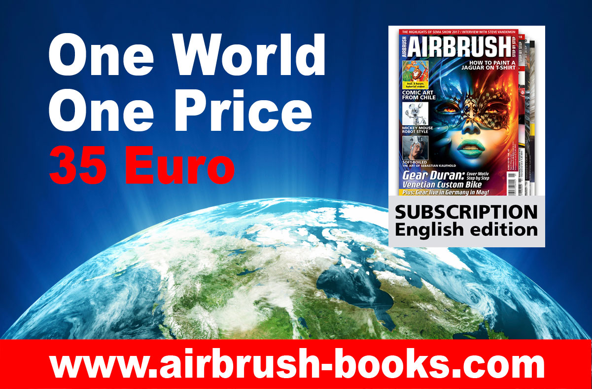 Reduced Subscription Price for our Overseas Readers