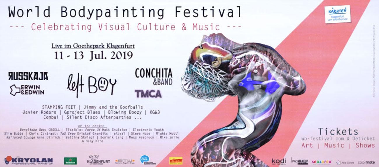 World Bodypainting Festival 2019
