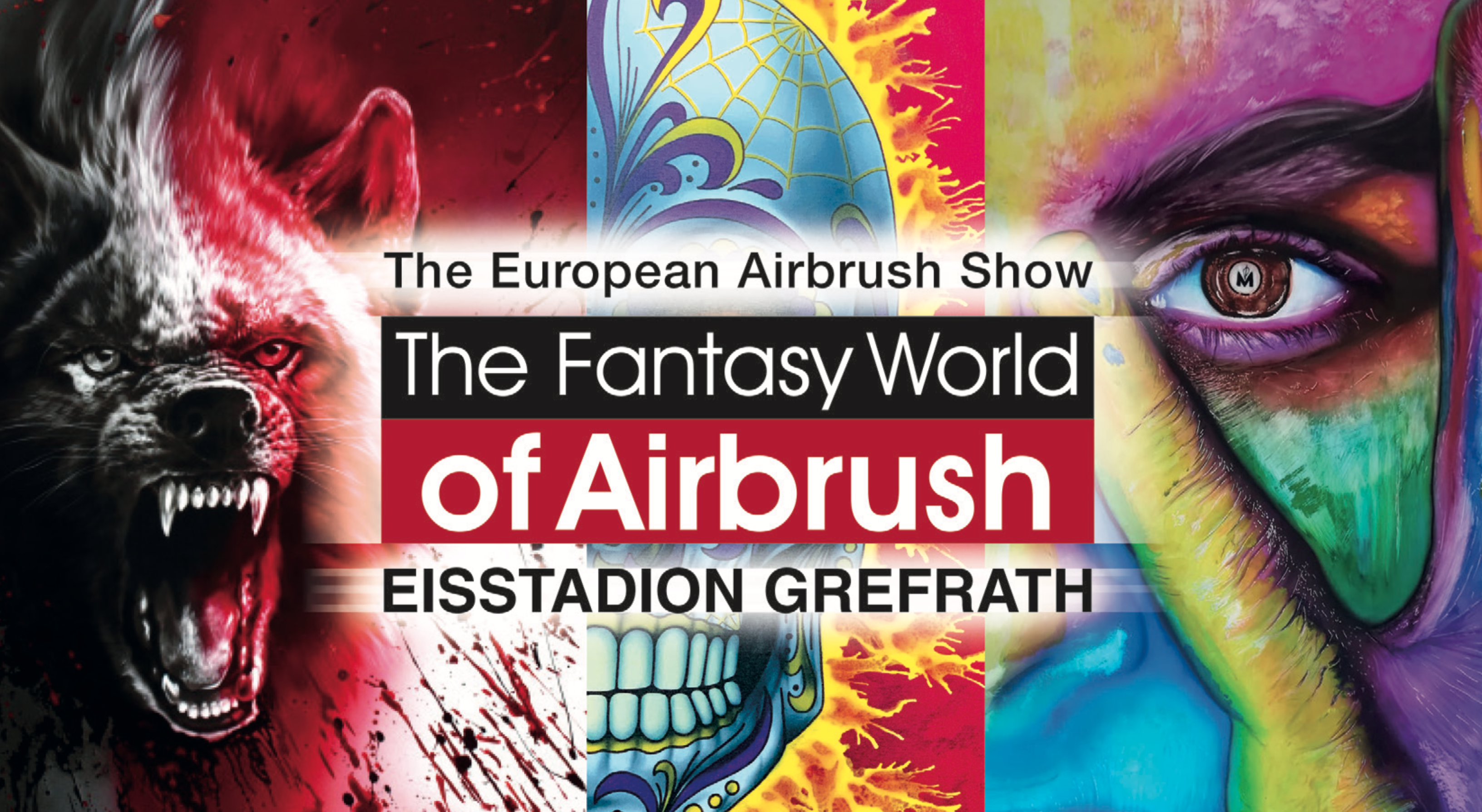 Become part of the Fantasy World of Airbrush!
