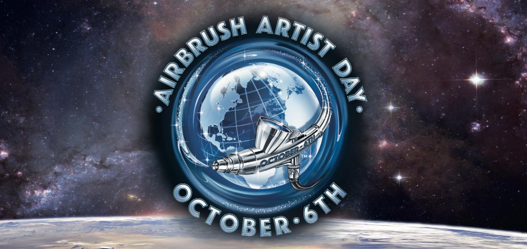Airbrush Artist Day 2020: Considering Corona