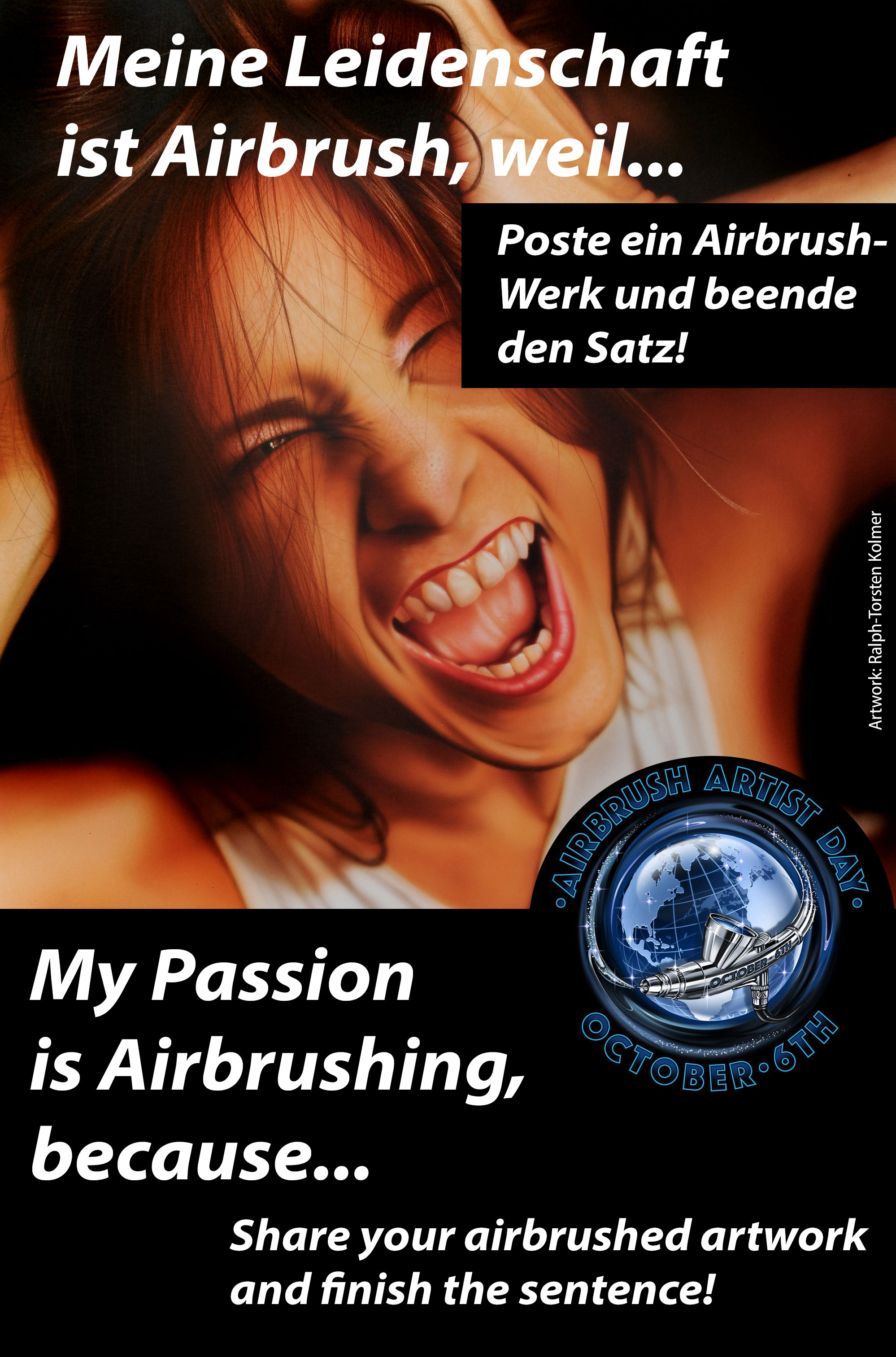 My Passion is Airbrushing